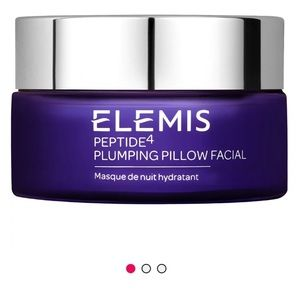 NEW! Elemis Peptide4 Plumping Pillow Facial